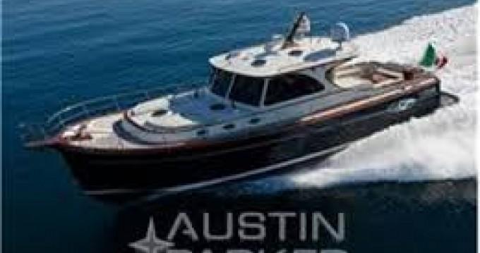 Rental Motorboat in Palermo - Abati Lobster portland 55