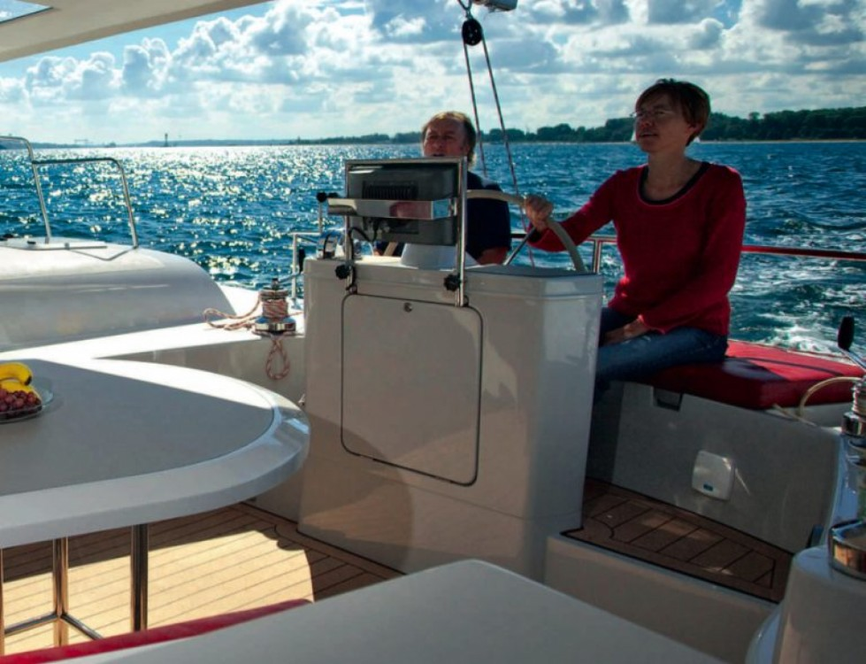 Catamaran for rent Marseille at the best price