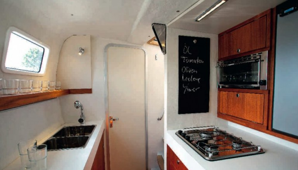 Hire Catamaran with or without skipper Catamaran Marseille