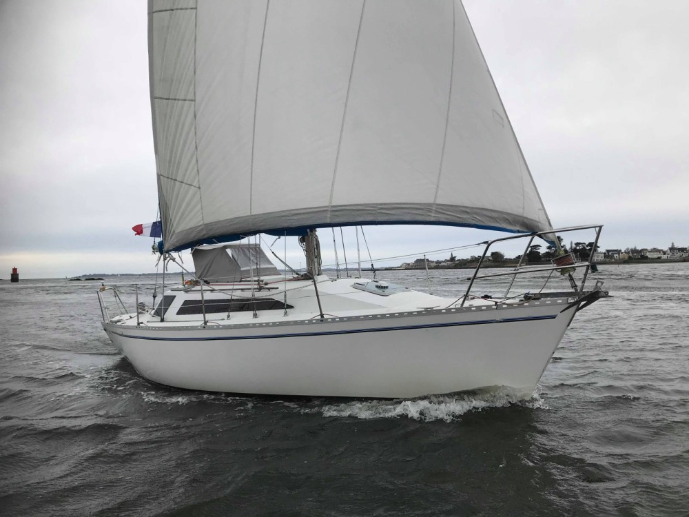 Hire Sailboat with or without skipper Gibert Marine Lorient