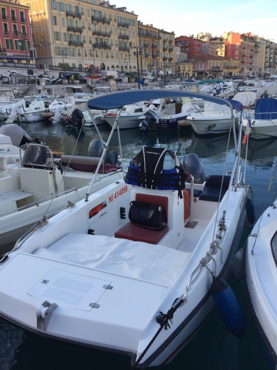 Boat rental Nice cheap 570