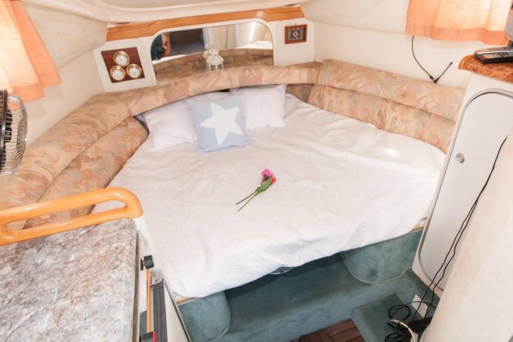 Boat rental Port Fòrum Sant Adrià cheap Sealine 240 Senator