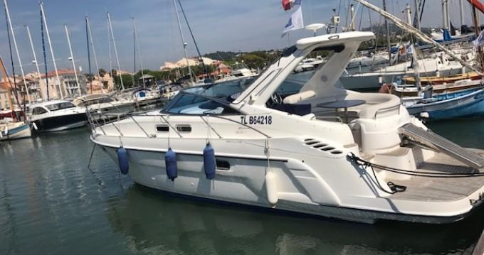 Rental yacht Valence - Sealine Sealine S 37 on SamBoat