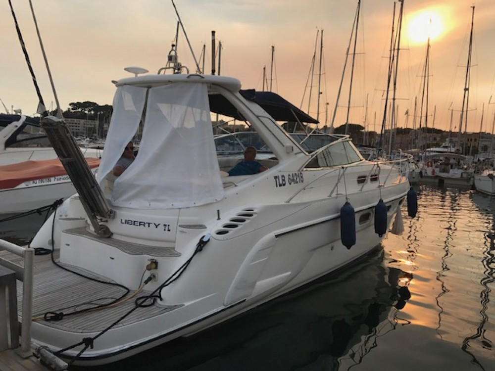 Hire Motor boat with or without skipper Sealine Valence
