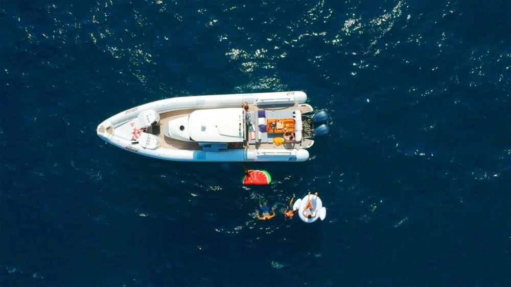 Boat rental Barcelona cheap Sportech