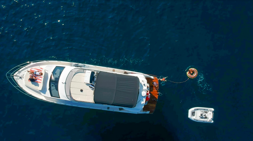 Absolute Yachts Absolute 52 Fly between personal and professional Barcelona