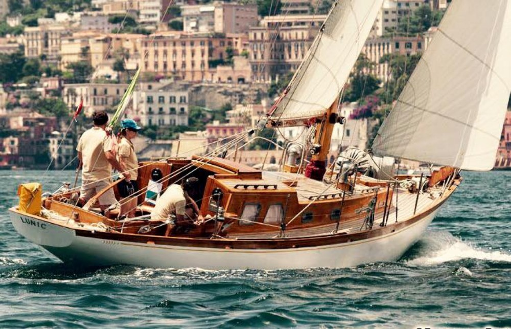 Hire Sailboat with or without skipper Sparkman And Stephens Terranoa/Olbia