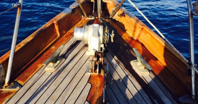 Sailboat for rent Olbia at the best price
