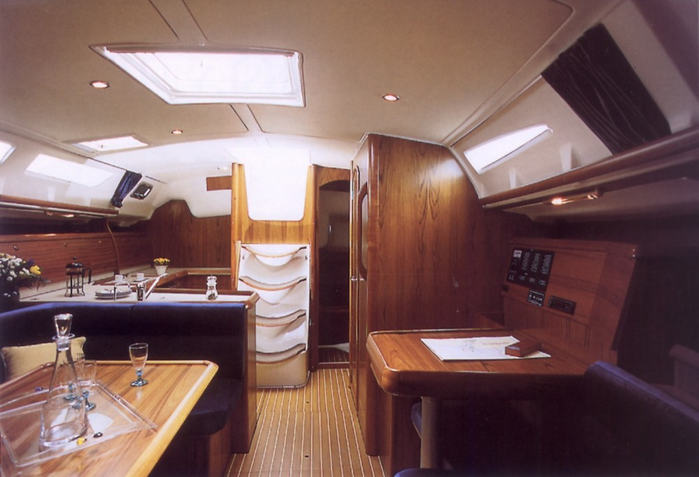 Sailboat for rent Santander at the best price