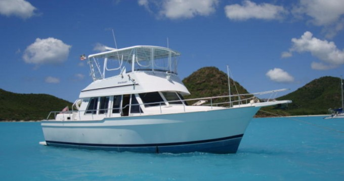 Rent a Mainship 430 Trawler Cannes