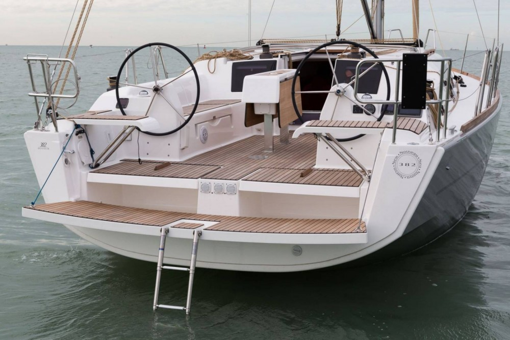 Boat rental  cheap Dufour 382 Grand Large