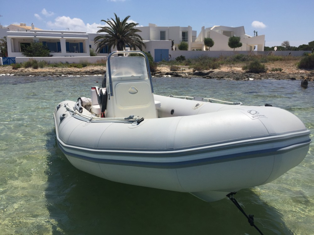 Zodiac Zoom between personal and professional Formentera