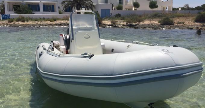 Rental RIB in Formentera - Zodiac Zoom
