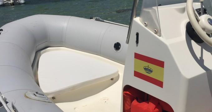 Boat rental Formentera cheap Zoom