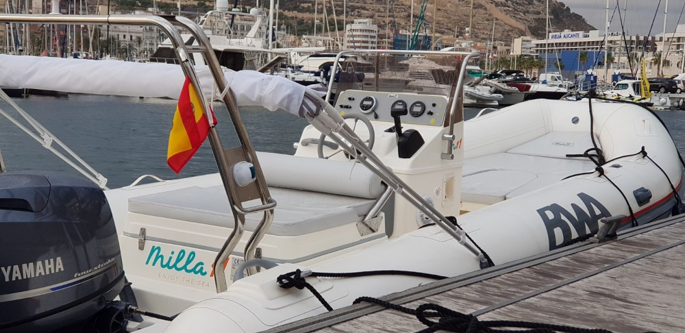 Bwa Sport 20 between personal and professional Alicante