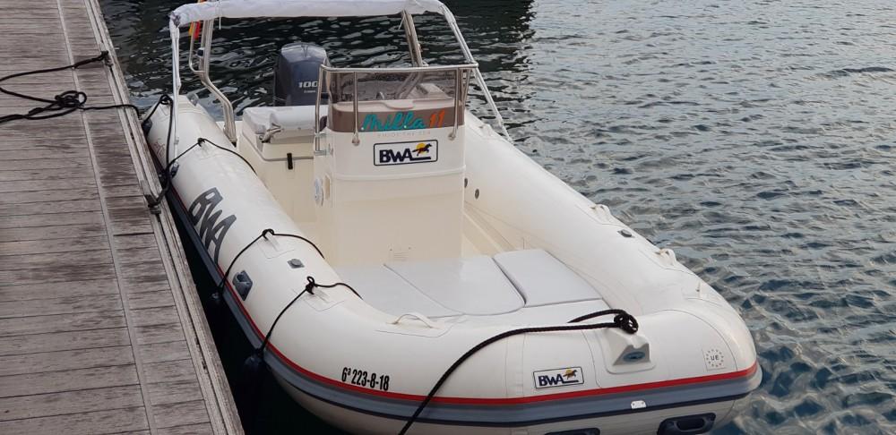 Rental yacht Alicante - Bwa Sport 20 on SamBoat