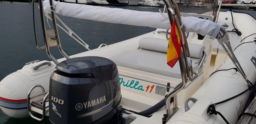 Rent a Bwa Sport 20 Alicante