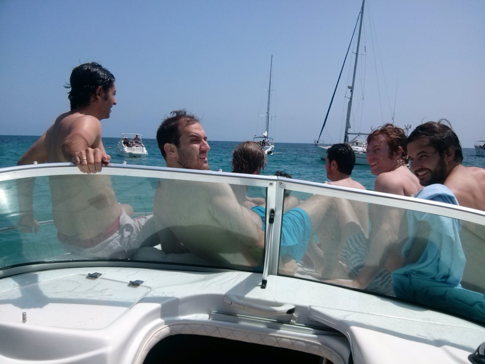 Rental Motor boat in Cartagena - Lema LEMA GOLD S