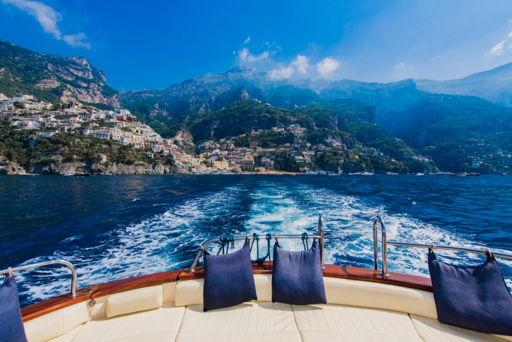 Boat rental Jeranto 11 classic in Positano on Samboat