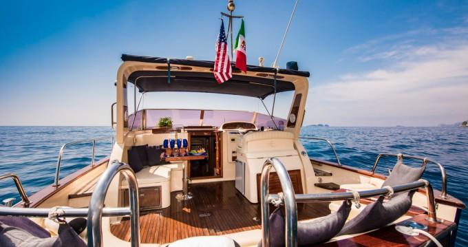 Rental Motorboat in Positano - Sea Living Positano jeranto 11