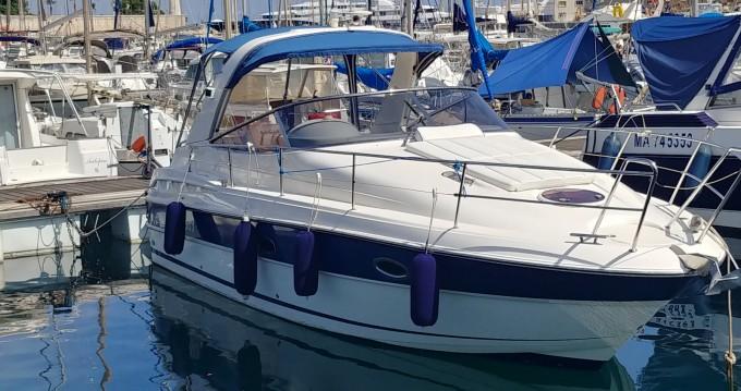 Rental yacht Saint-Cyr-sur-Mer - Bavaria Bavaria 29 Sport on SamBoat