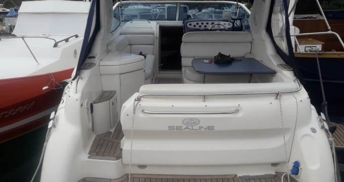 Hire Motorboat with or without skipper Seaward Split