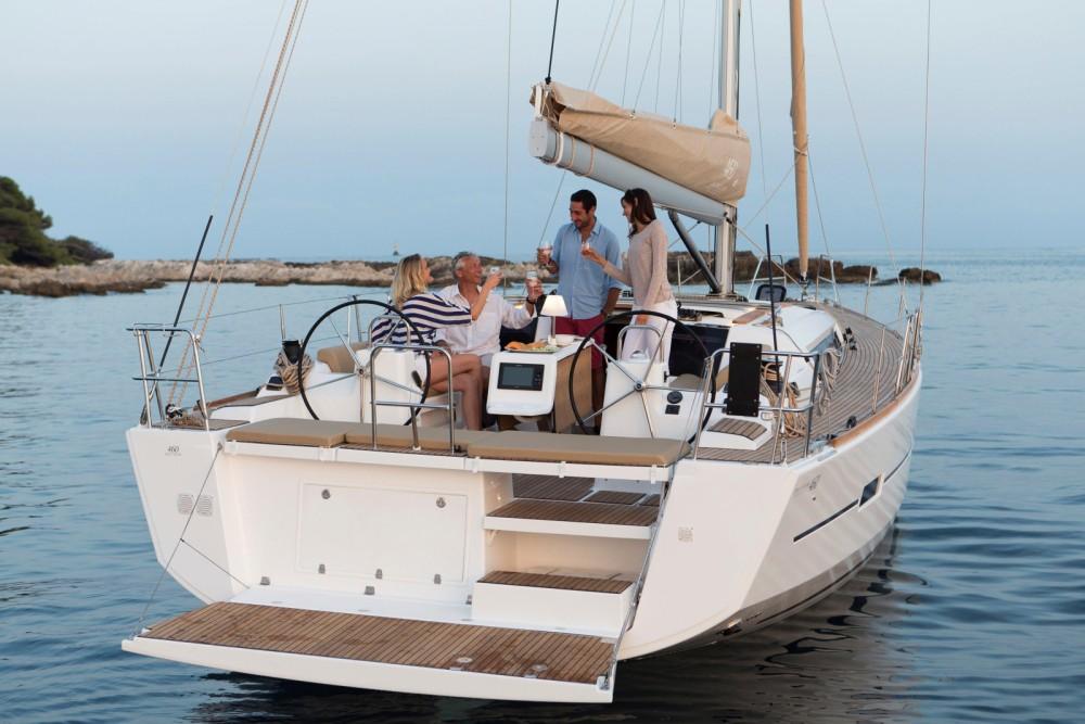 Boat rental Dufour Dufour 450 Grand Large in Cartagena on Samboat