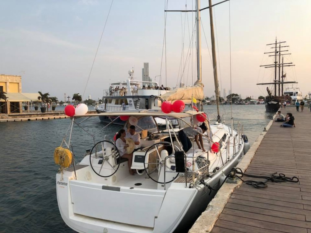 Boat rental Cartagena cheap Dufour 450 Grand Large