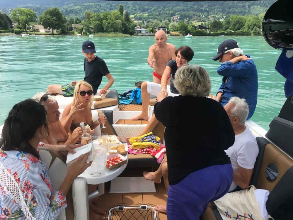 Rental yacht Sevrier - Tige Rzx3 on SamBoat