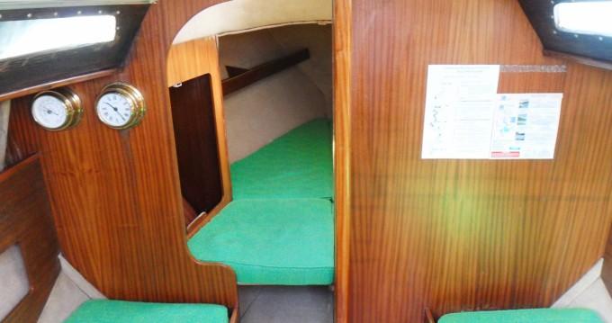 Rental Sailboat in Orgelet - Gibert Marine Gib Sea 24