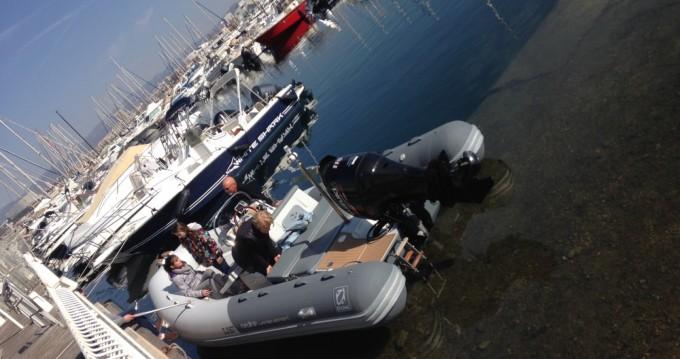 Boat rental Zodiac Medline in Arcachon on Samboat