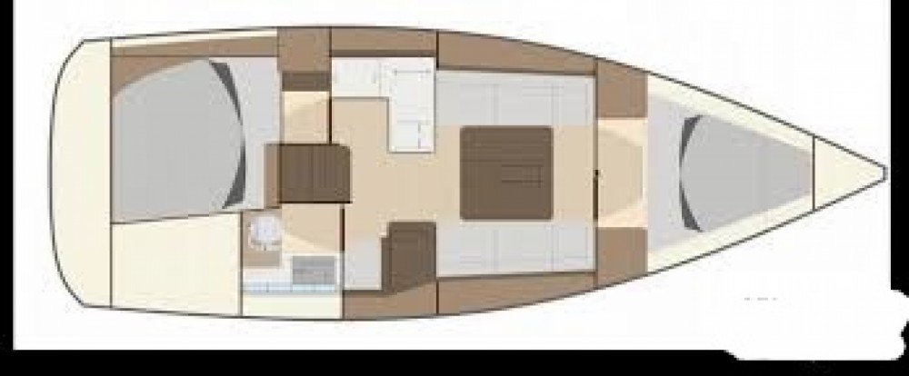 Dufour Dufour 335 Grand Large between personal and professional Loano