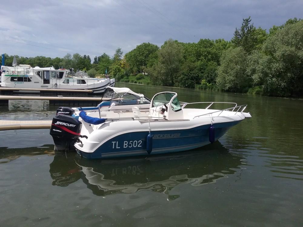 Rental yacht Mâcon - Quicksilver Quicksilver 630 Open on SamBoat