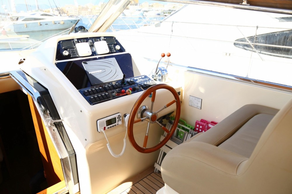 Motor boat for rent Trapani at the best price