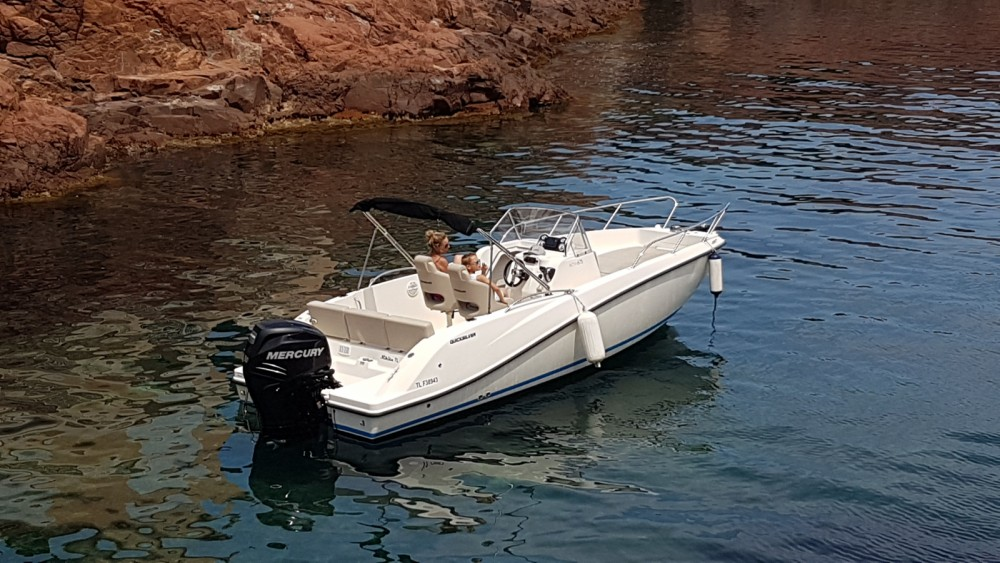 Rental yacht Sainte-Maxime - Quicksilver Activ 675 Open on SamBoat