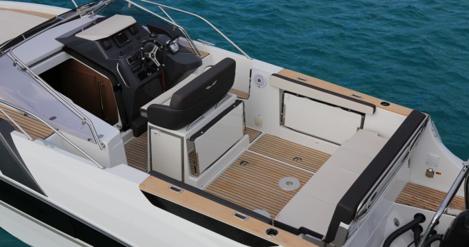 Boat rental Ajaccio cheap Flyer 8.8 SUNdeck