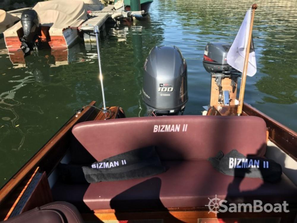 Rental yacht Paris - Wolfrat-1941-Vaporetto Bateau venitien sur la seine on SamBoat