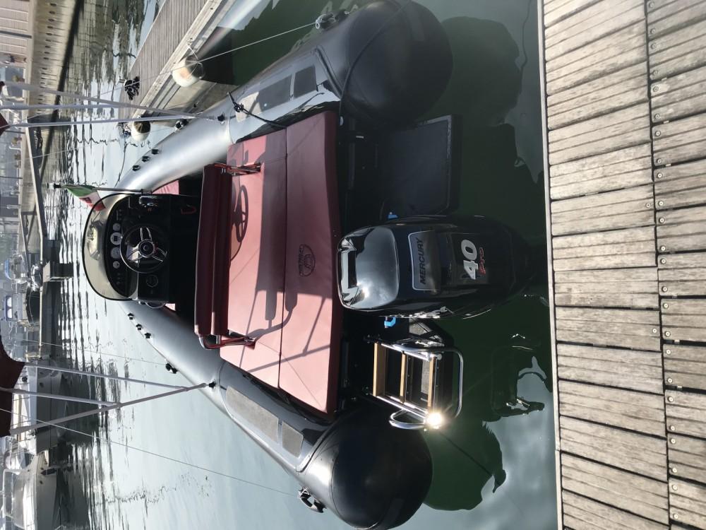 Rental yacht Castellammare di Stabia - Doviboat Sunrise 58 on SamBoat