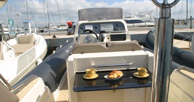 Boat rental Italboats STINGHER 27 GT in Hyères on Samboat