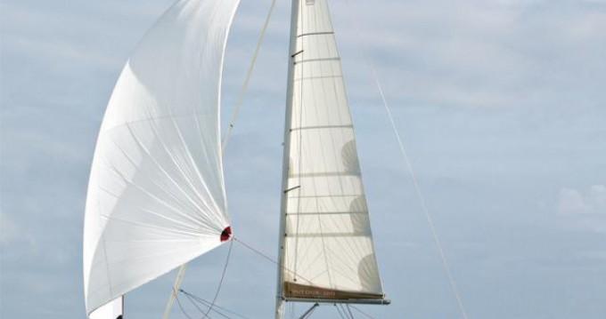 Boat rental Lorient cheap Dufour 382 Grand Large