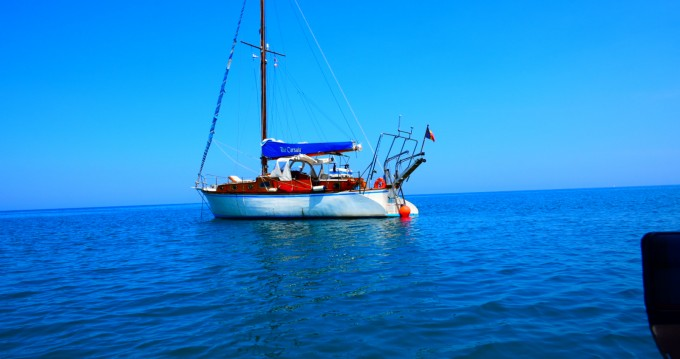 Sailboat for rent Palermo at the best price