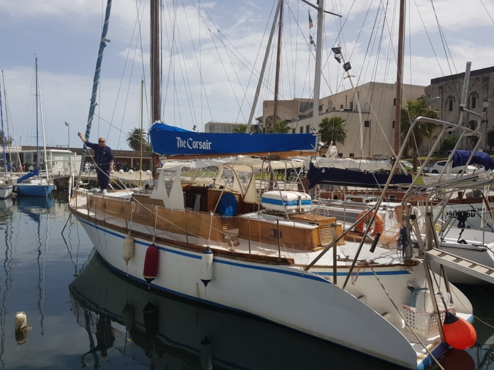 Rental Sailboat in Palermo - C.N:Castiglione Punta Ala