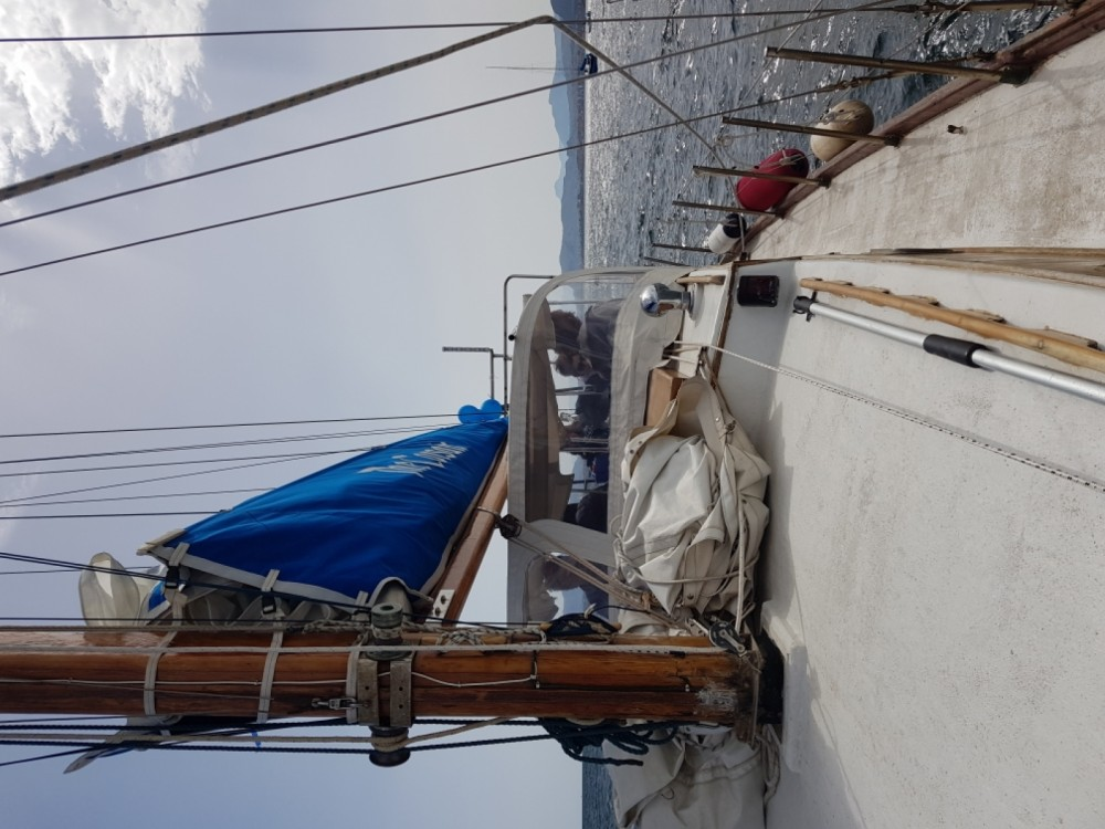 Hire Sailboat with or without skipper C.N:Castiglione Palermo