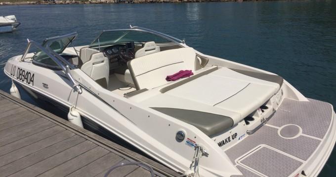 Boat rental Sea Ray Sea Ray 210 Select in Marseillan on Samboat