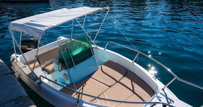 Hire Motorboat with or without skipper Elan Šibenik