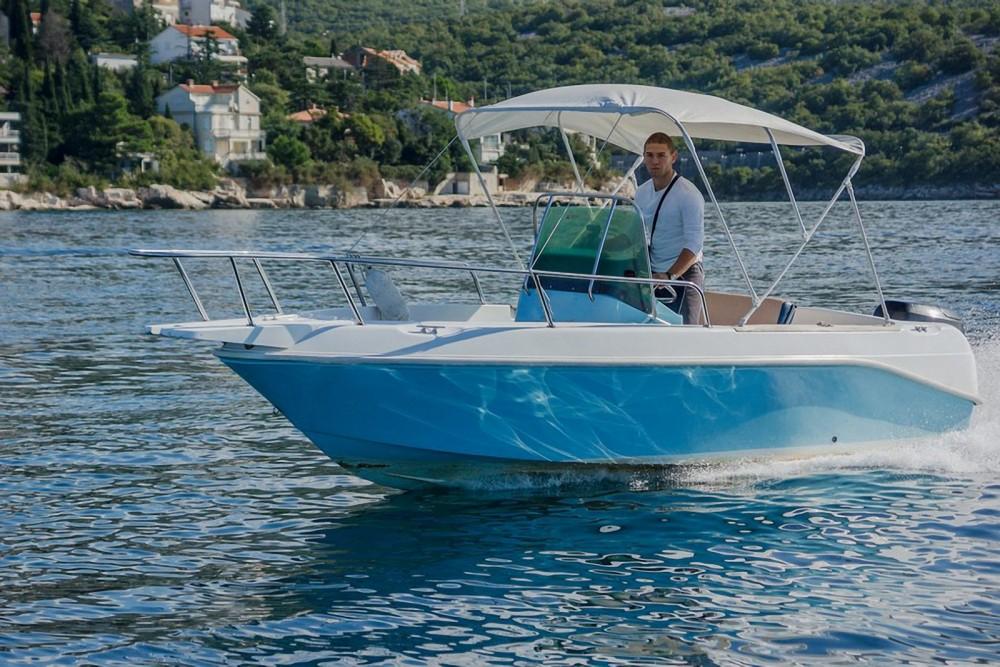 Rental Motor boat in Sebenico - Elan Elan 17 CC