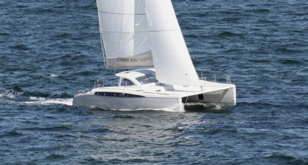 Boat rental Catamaran Format / Rapier 400 Cabrio in Marseille on Samboat