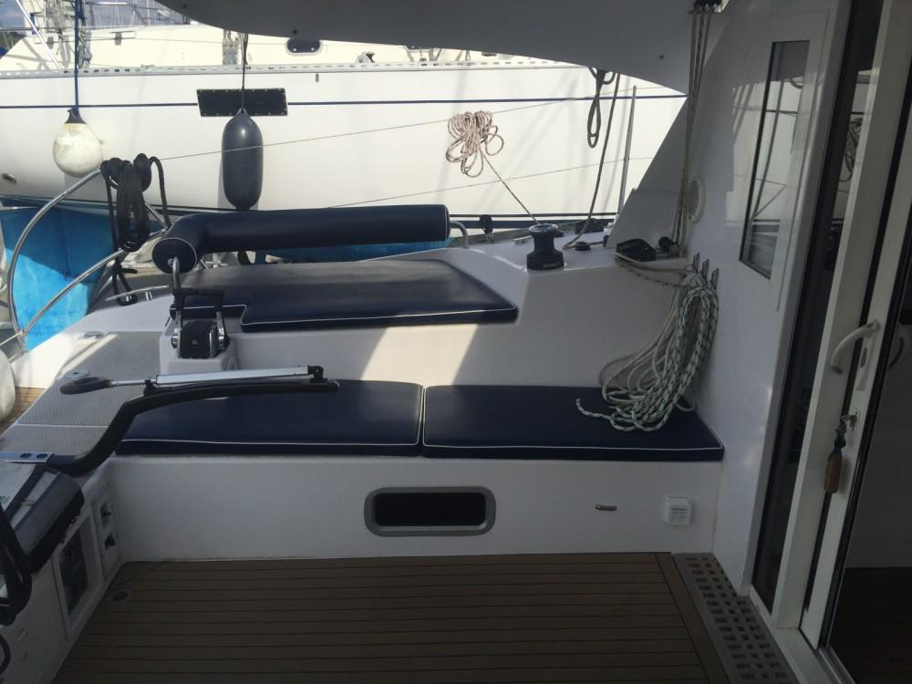 Indigo Yacht Aventura 33 between personal and professional La Trinité-sur-Mer