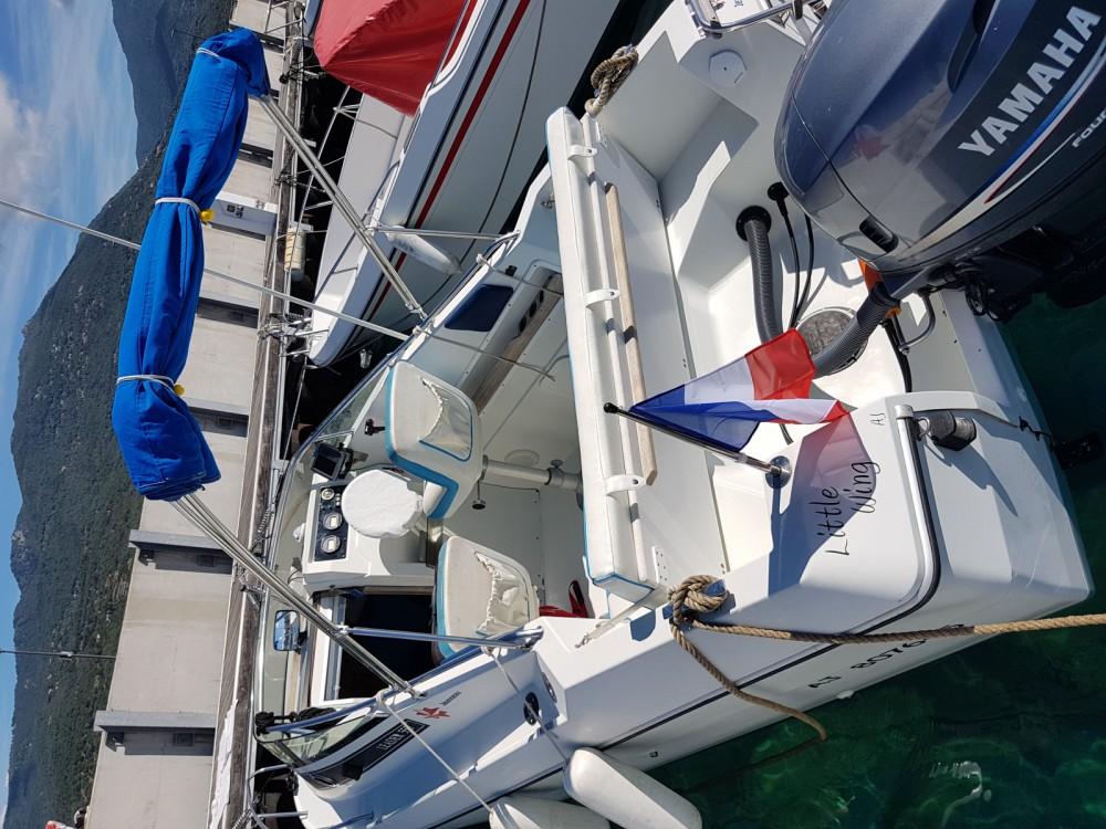 Rental Motor boat in Propriano - Jeanneau Leader 550