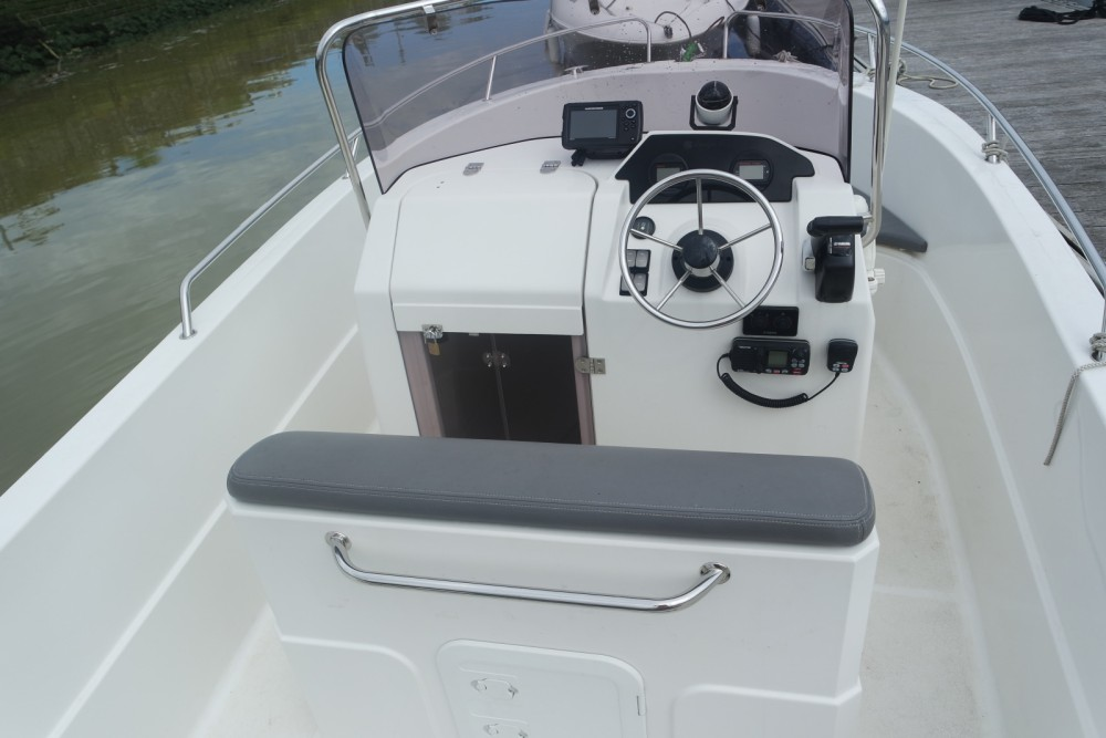 Hire Motor boat with or without skipper Pacific Craft Anglet